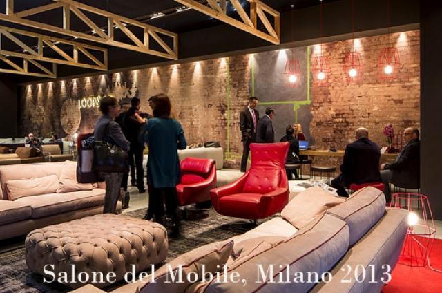 Salone del mobile - 9-14 Aprile 2013 - Milano