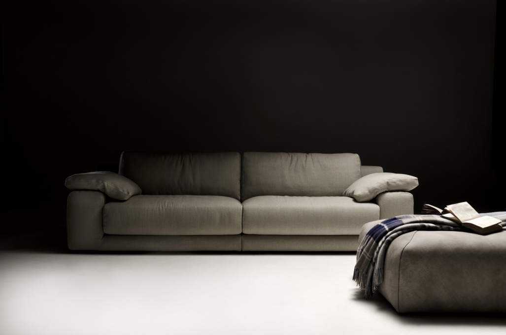 Polo Divani Sofa: Polo divani degano brown leather ...
